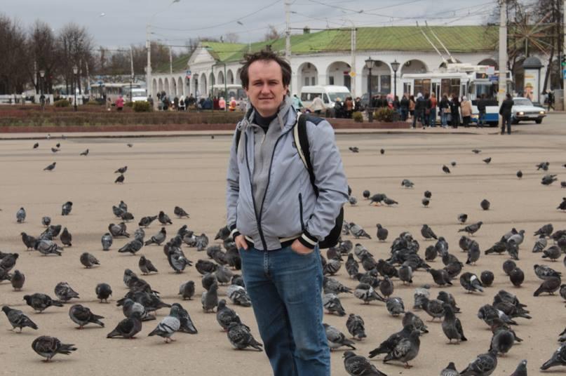 Александр Титков: «Научная журналистика-это мода на все времена. Как Тит Лукреций Кар начал, так мы и продолжаем»