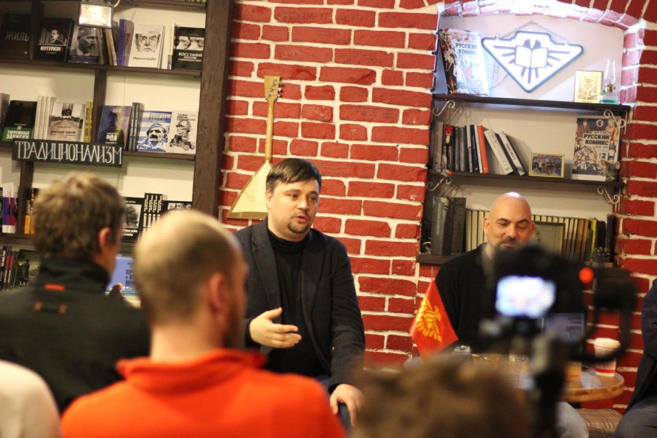 Жутко, но талантливо: Прошла презентация новой книги Дмитрия Стешина